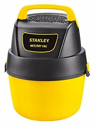 Stanley SL18125P 1-Gallon Hang-Up and Portable Poly Wet/Dry Vacuum