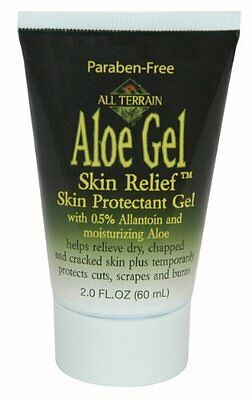 All Terrain Skin Relief Gel with Aloe, 2-Ounce