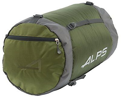 ALPS Mountaineering Compression Sleeping Bag Stuff Sack (Large)(Assorted Colors)