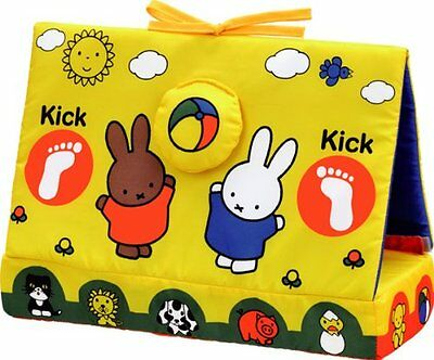 Miffy Touch Sound & kick board (japan import)