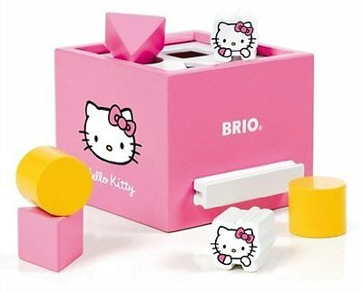 "Box together BRIO 32312 ""Hello Kitty"" form (japan import)"