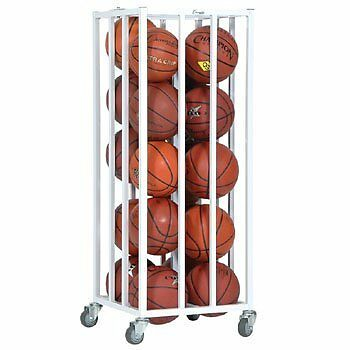 Champion Sports Vertical Basketball Ball Cage