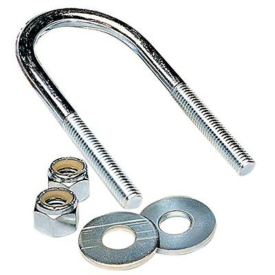 Tie Down Engineering 86216 Round Marine U-Bolt