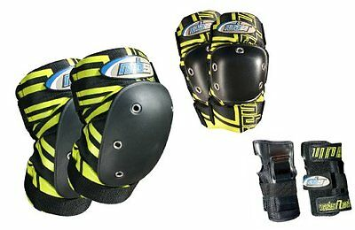 MBS Pro Tri-Pack Pads, Small