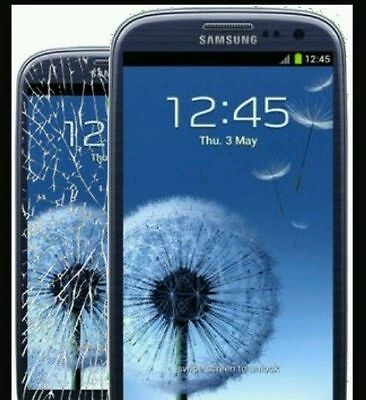 Samsung Galaxy S4 glass repair replacement Mail in service