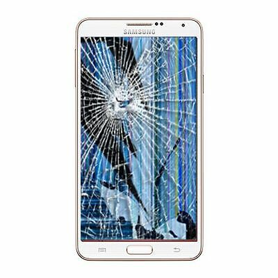 Samsung Galaxy Note 2 glass repair replacement Mail in service
