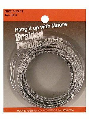 Moore 16 Strand 15' Picture Wire