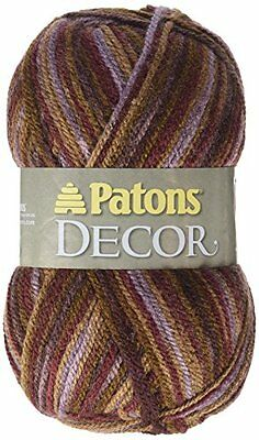Patons Decor Yarn, Tapestry Variegated
