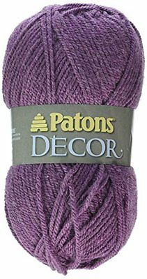 Patons Decor Yarn, New Lilac