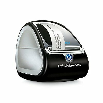 DYMO LABELWRITER 450 Label Printer,(1752264), USB, PC/MAC, Printer and Soft