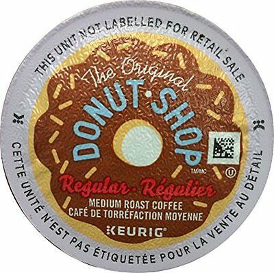Keurig  The Original Donut Shop  50 Count K-Cup Packs