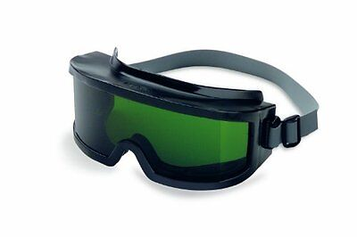 Uvex S348C Futura Safety Goggles, Clear Frame, Shade 5.0 Inf