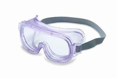 Uvex S364 Classic Safety Goggles, Clear Body, Clear Uvextrem