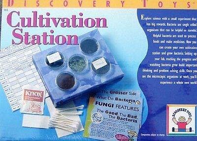 Cultivation Station