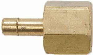 "S.U.R. & R. K100 - 3/8"" GM Female - Nylon Line Adapter, 1 Pk"