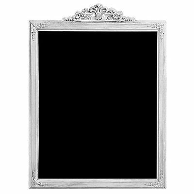 Wallies Peel and Stick Framed Chalkboard Wall Decal, 18-1/2-