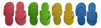 Footcandy Original Pedicure Slipper 12-pair Party Pack