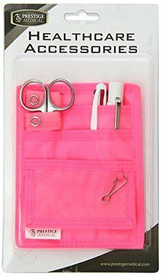 Prestige Medical Belt Loop Organizer Kit, Pink