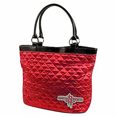 Houston Rockets Quilted Tote, Classic Red