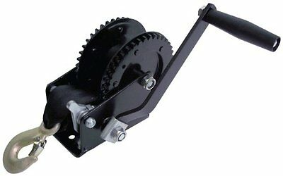 Attwood Dual Drive Winch (2000-Pound)