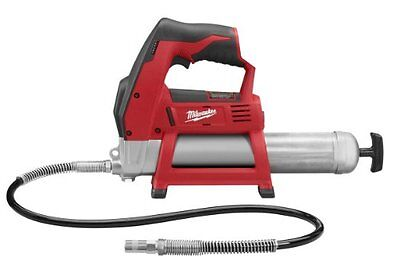 Bare-Tool Milwaukee 2446-20 M12 12-Volt Cordless Grease Gun (Tool Only, No
