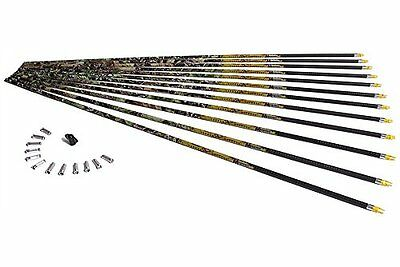 Carbon Express Mayhem Hunter Carbon Arrow Shaft, Size 250, 1