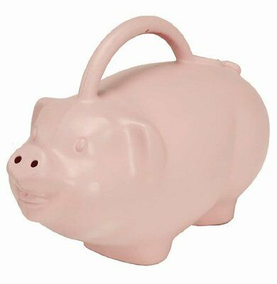 Novelty 30500 Pig Watering Can, Pink, 1.75 Gallons