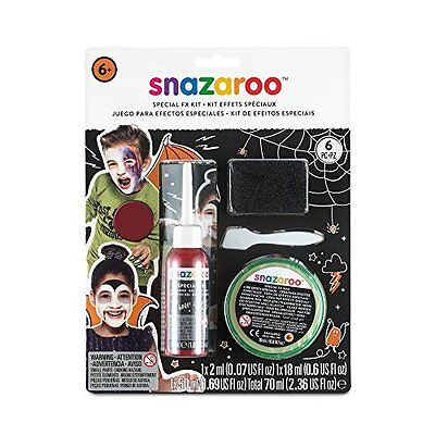 Snazaroo Special Effects Face Paint Kit