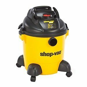 Shop-Vac 9650800 3.5-Peak HP Pro Series Wet or Dry Vacuum wi