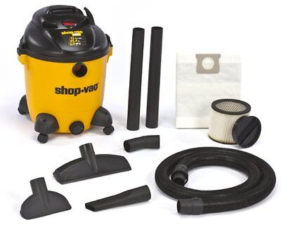 Shop-Vac 9651200 5.0-Peak HP Pro Series Wet or Dry Vacuum, 1