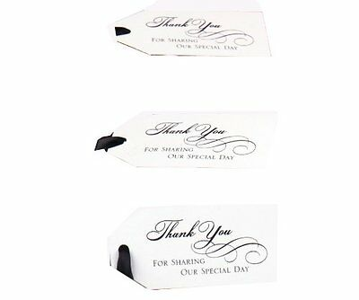 Hortense B. Hewitt Wedding Accessories Thank You Favor Cards