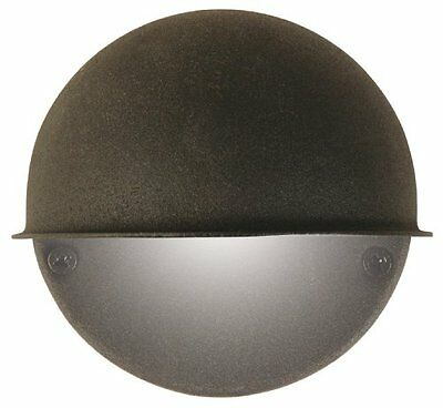 Moonrays 95732 Low Voltage Round Metal Surface Light with 7-