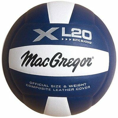MacGregor XL 20 Volleyball, Royal/White