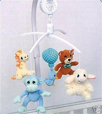 Precious Moments Baby Musical Mobile - Animals