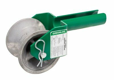 Greenlee 441-2-1/2 Feeding Sheave for 2-1/2-Inch Conduit