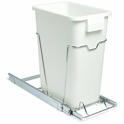 Household Essentials Under Cabinet Sliding Trash Can Caddy,