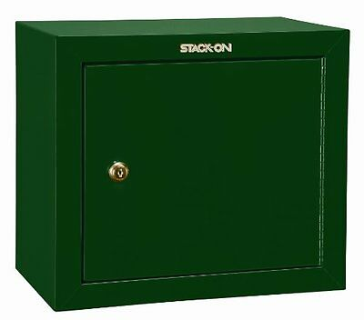 Stack-On GCG-500 Pistol Ammo Security Cabinet with 1 shelf, Hunter Green