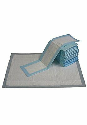 Go Pet Club 100 Puppy Training Pads, 17 by 23-Inch