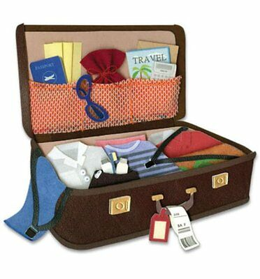 Jolee's By You Dimensional Embellishment-Luggage