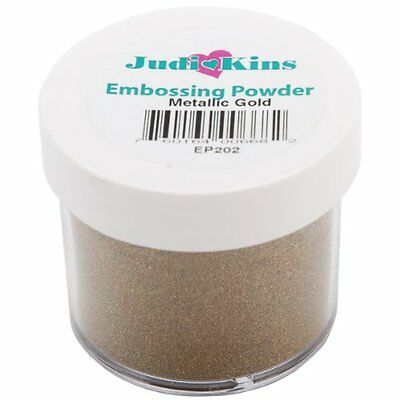 Judikins EP2-02 Embossing Powder, 2-Ounce, Metallic Gold