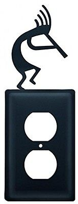 EO-56 Kokopelli Single Outlet Electric Cover