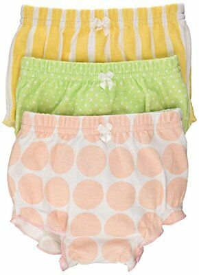 Baby Aspen Bunch O' Bloomers Set of 3, 0-6 Months
