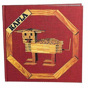 And Volume 1 animal KAPLA (coupler) design book building (re