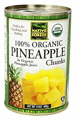 Native Forest Pineapple Chunk
