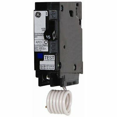 GE Energy Industrial Solutions THQL1115AFP2 GE Single Pole Combo Arc Fault