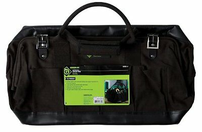 """Greenlee 0158-11 Electrician's Canvas Bag, 20"""""""