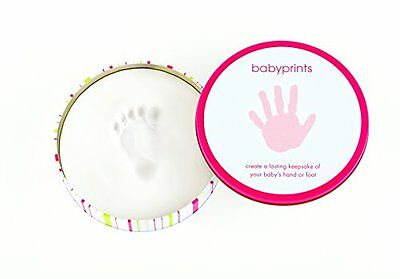 Pearhead Babyprints Newborn Handprint or Footprint Imprint K