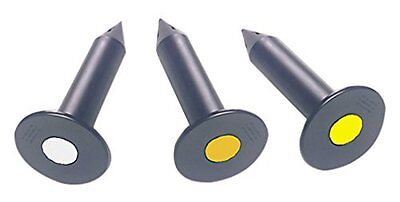 Markers Socket Caps (Set of 12), Yellow