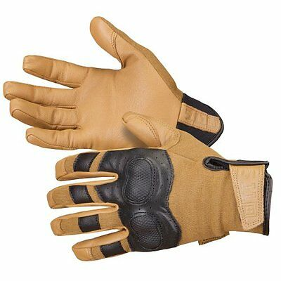 5.11 Tactical Hard Time Glove (Coyote, X-Large)
