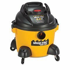 965-06-10 6 Gallon 3.0 Php Wet/Dry Vac